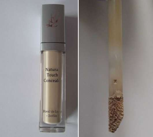 Rival de Loop Natural Touch Concealer, Farbe: 01