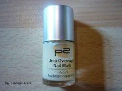 Produktbild zu p2 cosmetics Urea Overnight Nail Mask