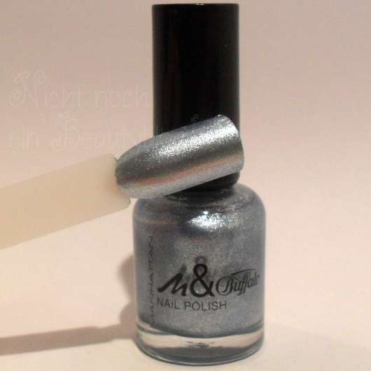 Manhattan Buffalo Nail Polish, Farbe: 05 Shoeaholic (LE)