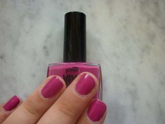 p2 viva argentina! latin beauty nail polish, Farbe: 020 solamente bonita! (LE)