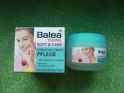 Produktbild zu Balea Young Soft & Care Streichelzarte Pflege (empfindliche Haut)