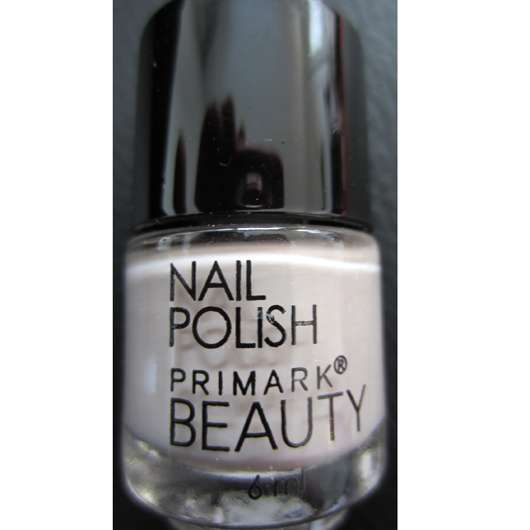 Primark Beauty Nail Polish, Farbe: Taupe