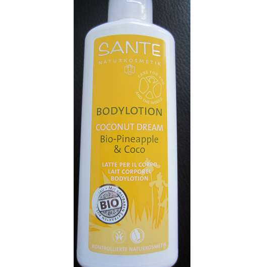 Sante Bodylotion Coconut Dream