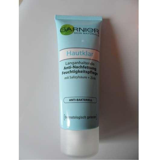 Garnier Hautklar Langanhaltende Anti-Nachfettung Feuchtigkeitspflege