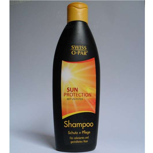 Swiss O Par Sun Protection Shampoo