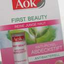 AOK First Beauty Anti-Pickel-Abdeckstift, Farbe: natur