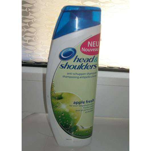 head&shoulders Anti-Schuppen Shampoo Apple Fresh
