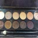 Sleek MakeUP Au Naturel I Divine Eyeshadow Palette