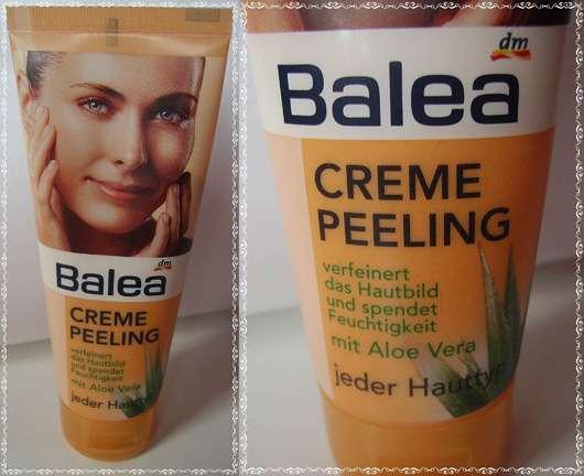 Balea Creme Peeling mit Aloe Vera (alle Hauttypen)