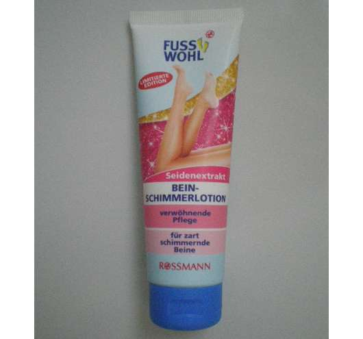<strong>FUSSWOHL</strong> Bein-Schimmerlotion (LE)