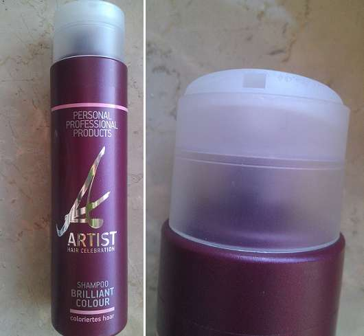 Artist Hair Celebration Shampoo Brilliant Colour (für coloriertes Haar)