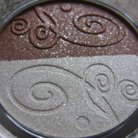 Rival de Loop Young Lovely Eyes Eyeshadow Duo, Farbe: 09 chai latte