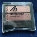 Manhattan Magic Duo Eyeshadow, Farbe: 32E/93L Peacan Brownie