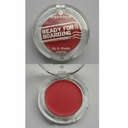 Produktbild zu essence ready for boarding lip & cheek creme – Farbe: 01 sending you kisses (LE)