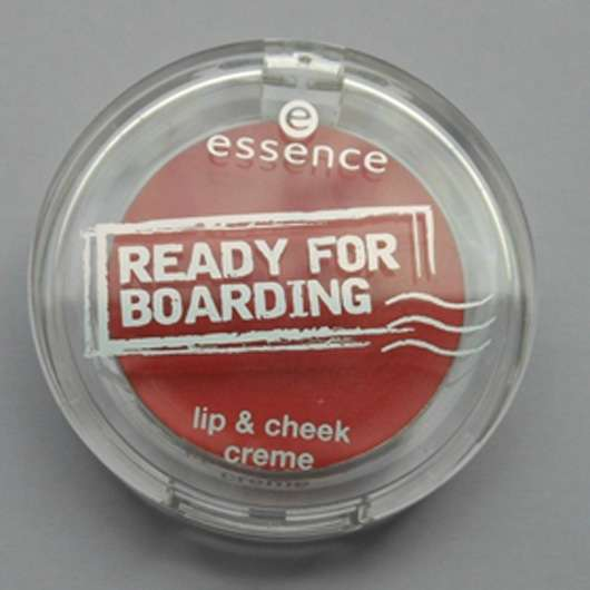 essence ready for boarding lip & cheek creme, Farbe: 02 beauty on tour (LE)
