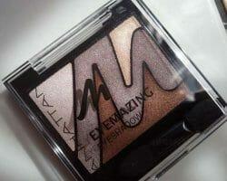Produktbild zu MANHATTAN Eyemazing Eyeshadow – Farbe: 1 (Flitter Belle LE)
