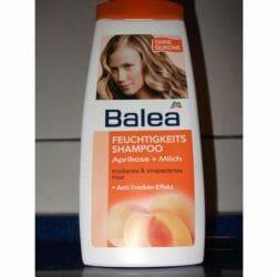 Produktbild zu Balea Feuchtigkeits-Shampoo Aprikose + Milch