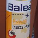 Balea Hawaii Deospray Papaya & Frangipani