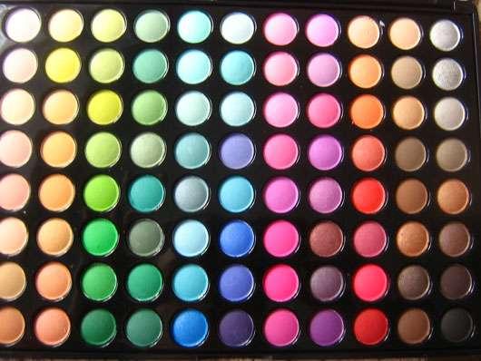 <strong>Lenka Kosmetik</strong> 88 Lidschatten Farben Matt