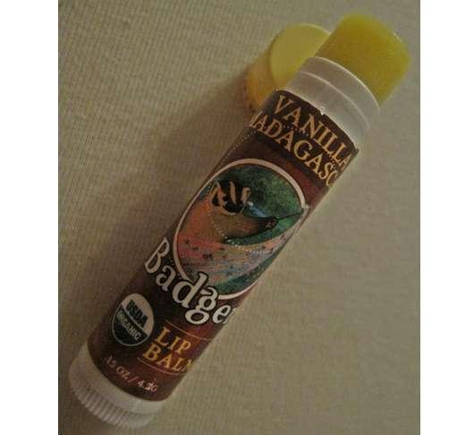 <strong>Badger Balm</strong> Lip Balm Stick Vanilla Madagascar