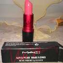 M.A.C. Viva Glam Nicki Satin Lipstick