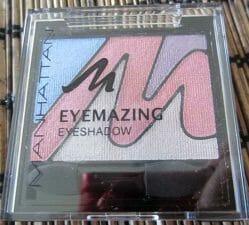 Produktbild zu MANHATTAN Eyemazing Eyeshadow – Farbe: 1 Pastell Party (Summerama LE)