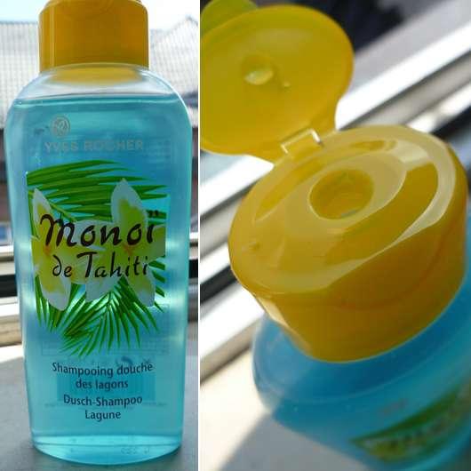Yves Rocher Monoï de Tahiti Dusch-Shampoo Lagune
