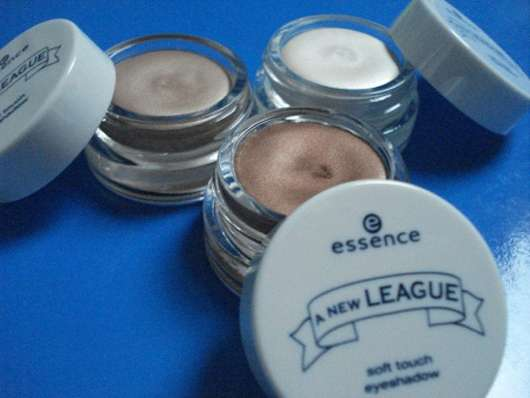 essence a new league soft touch eyeshadows (LE)