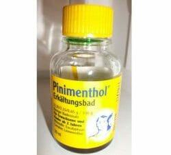 Produktbild zu Pinimenthol Erkältungsbad