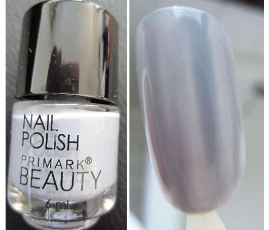 Primark Beauty Nail Polish, Farbe: Grau