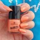 essence rebels latex nail polish, Farbe: 03 peach punk (LE)