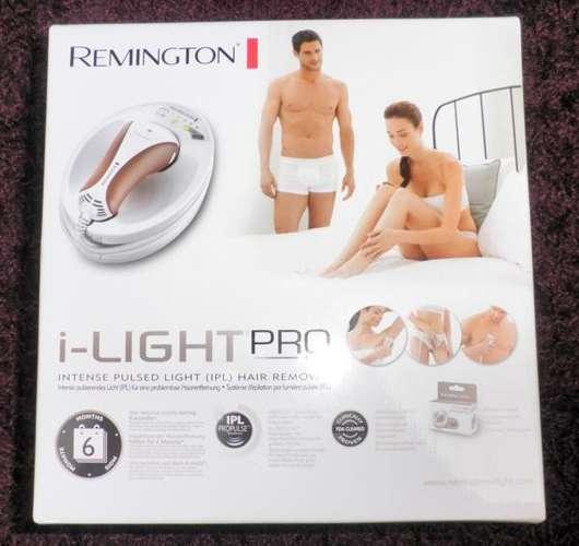 <strong>Remington</strong> i-Light Pro (Haarentfernungsgerät)