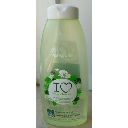 Yves Rocher I love my planet Glanz-Shampoo