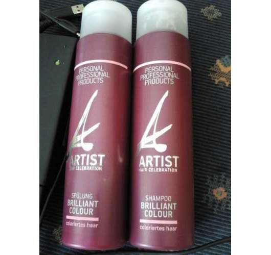 Artist Hair Celebration Shampoo Brilliant Colour