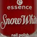 essence snow white nail polish, Farbe: 01 snow white (LE)
