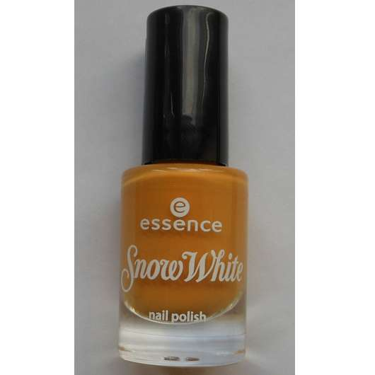 essence snow white nail polish, Farbe: 04 happy (LE)