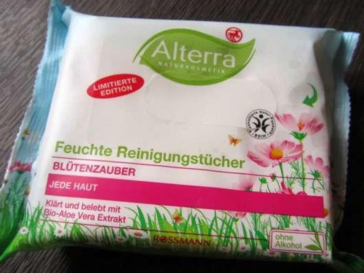 Alterra Feuchte Reinigungstücher Blütenzauber (LE)