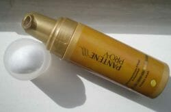 Produktbild zu PANTENE PRO-V 24h-Schwerelose Pflege Schaumkur für feines Haar