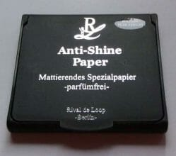 Produktbild zu Rival de Loop Anti-Shine Paper