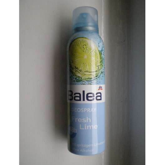 Balea Deospray Fresh Lime