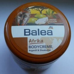 Produktbild zu Balea Afrika Bodycreme Arganöl & Sheabutter (LE)