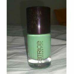 Produktbild zu Catrice Ultimate Nail Lacquer – Farbe: C05 Take It Mint (Cucuba LE)