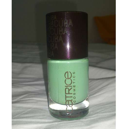 Catrice Ultimate Nail Lacquer, Farbe: C05 Take It Mint (Cucuba LE)