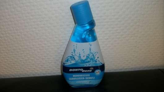 <strong>DONTODENT</strong> Mundwasser Zahnfleisch-Schutz