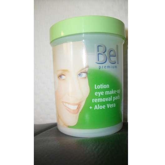 Bel Premium Lotion Eye Make-up Removal Pads + Aloe Vera