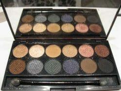 Produktbild zu Sleek MakeUP Storm I Divine Lidschatten Palette