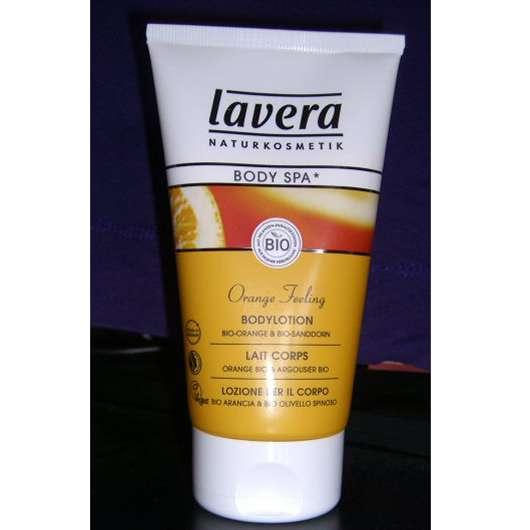 lavera BODY SPA Orange Feeling Body Lotion
