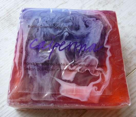 Bomb Cosmetics Caiperina Handgemachte Seife