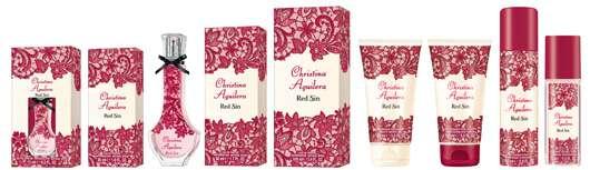Der neue Duft von Christina Aguilera: RED SIN!