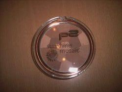 Produktbild zu p2 cosmetics sunshine mosaic powder – Farbe: 010 tahiti paradise